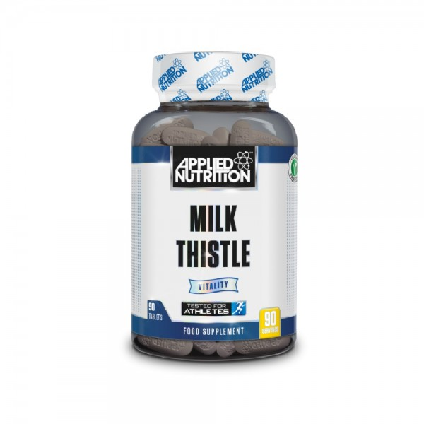 Applied Nutrition MIlk Thistle 90 Tabs