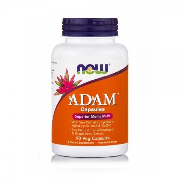 Now Foods Adam 90 μαλακές κάψουλες