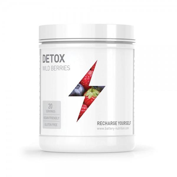 Battery Nutrition Detox 220gr