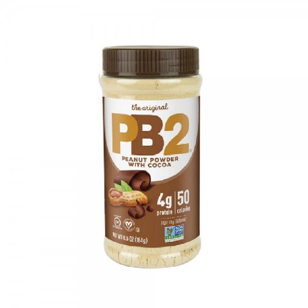 Pb2 Powdered Peanut Butter With Cocoa 184gr