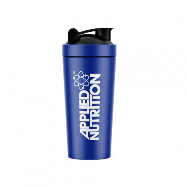 Applied Nutrition Metallic Shaker Blue 700ml