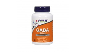 Now Gaba 500 Mg Caps