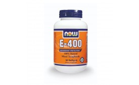 Now E 400 Iu Natural 50 Κάψουλες