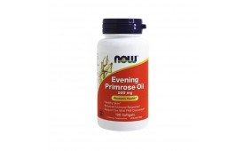 Now Evening Primrose Oil 500Mg 100Softgels