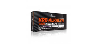 Olimp Kre-Alkalyn 2500 Mega Caps 120 Κάψουλες