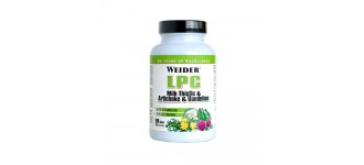 Weider Lpc (Liver Protector Cleanse) 90 Κάψουλες