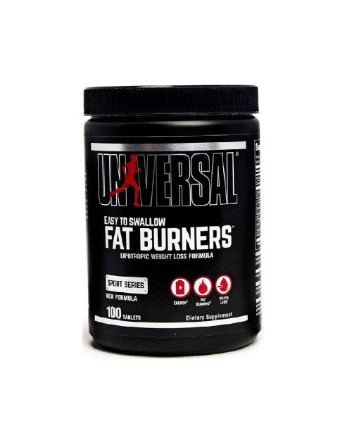 Universal Nutrition Fatburners 100 caps