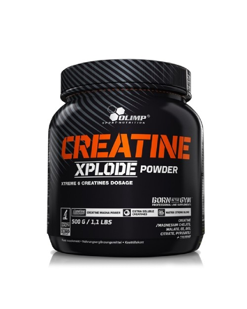 Olimp Creatine Xplode 500gr Orange