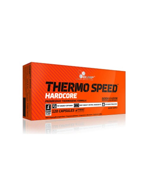 Olimp Thermospeed Hardcore 120 Κάψουλες