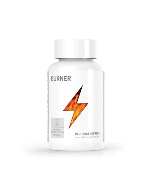 Battery Nutrition Burner 120 Caps
