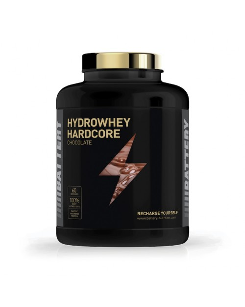 Battery Nutrition Hydrowhey Hardcore 1800gr