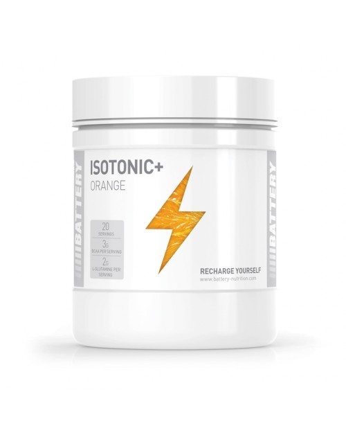 Battery Nutrition Isotonic+ 660gr