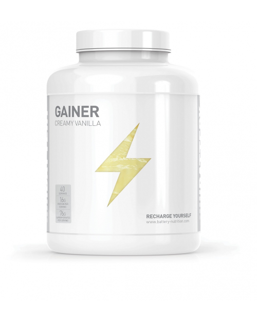Battery Nutrition Gainer 4000gr