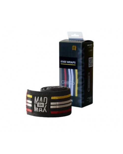 MAD MAX KNEE WRAPS
