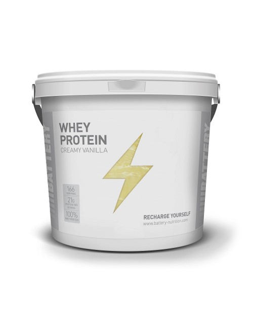 Battery Nutrition Whey Protein 5000 Gr