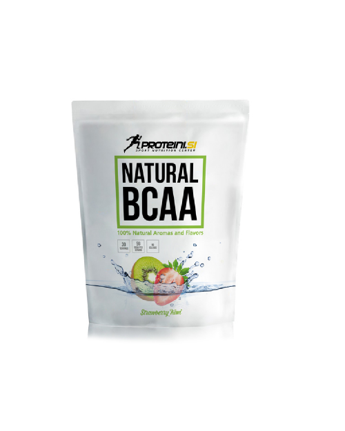 Proteinisi Natural Bcaa 200gr - Strawberry Kiwi