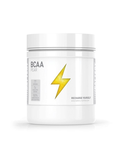 Battery Nutrition Bcaa 500gr
