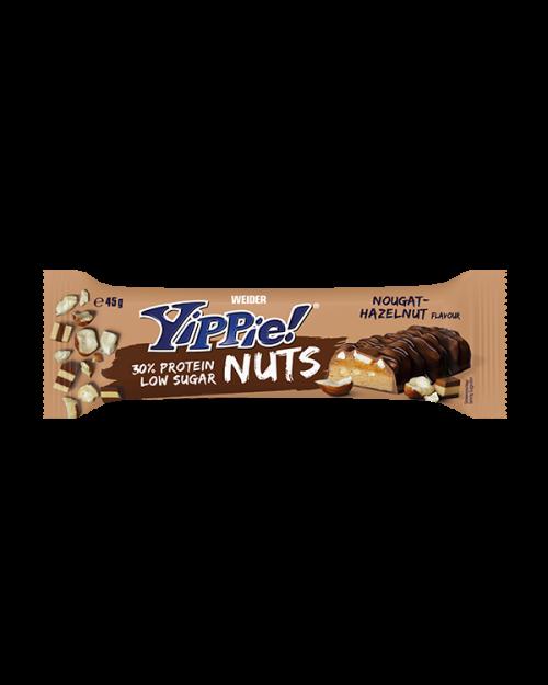 Weider Yippie Nuts 45 gr (12x45gr)