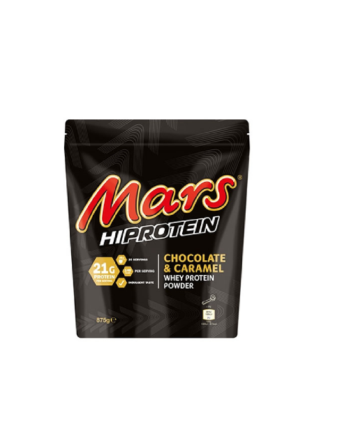 Mars Protein Powder 875gr Chocolate & Caramel