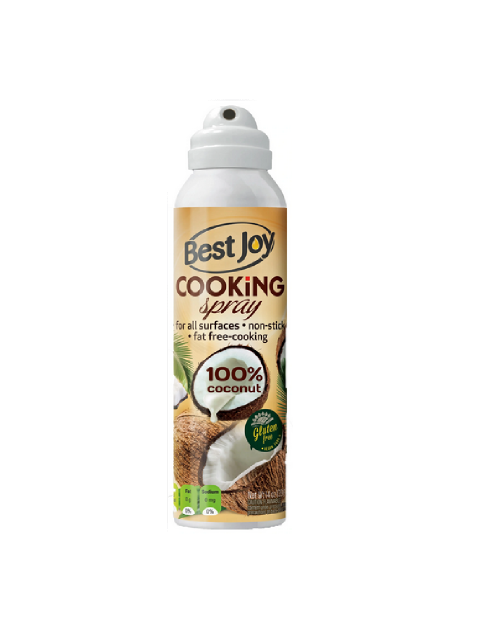 Best Joy Cooking Spray 250 ml Coconut Oil