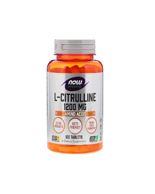 Now L-Citrulline 1200 Mg Tabs